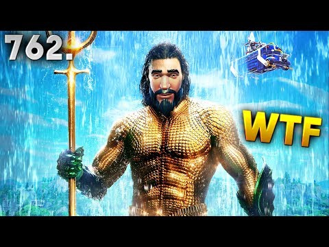 Fortnite Funny WTF Fails and Daily Best Moments Ep.762
