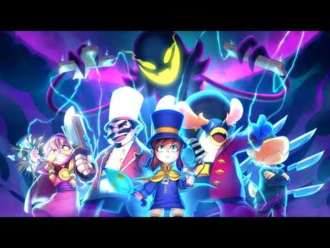 A Hat in Time OST [Seal the Deal] - Death Wish