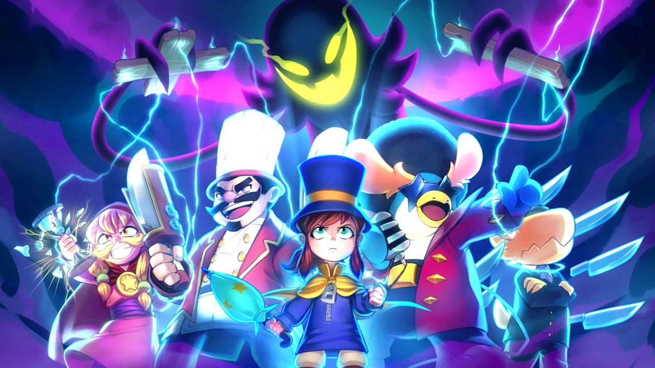 Hat in time peace and tranquility meme