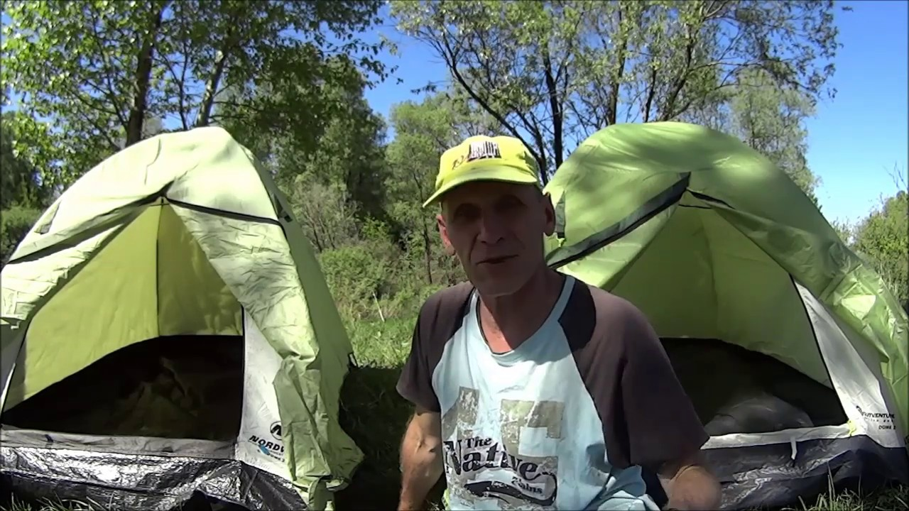 Сравнение палаток DOME 2