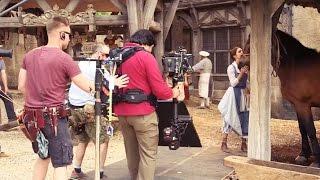 Как проходили Съёмки фильма - Красавица и чудовище (2017)