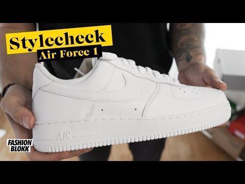 Nike Air Force 1 Angebote ⇒ Jetzt günstig kaufen