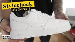 Nike Air Force 1 low: Der beste Sommer Sneaker!? - Unboxing, Review & On Feet