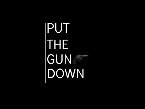 Put The Gun Down - ZZ Ward Lyrics Video