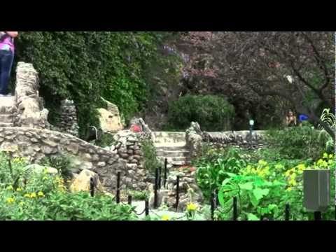 Chinese Japanese Tea Garden San Antonio Tx Part 1 1 Youtube