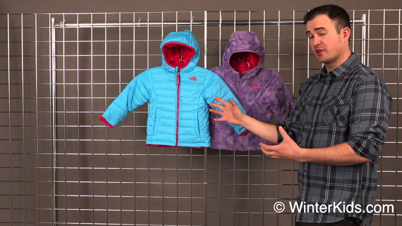 f78c77f3d 2013-2014 The North Face Toddler Girls Reversible Mossbud Swirl Jacket