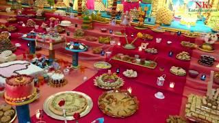 Diwali Celebration & Annakut Indian Swaminarayan Temple Jersey City USA (Latest 2017) #BAPS #vlog21