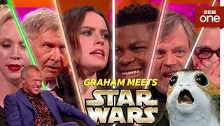 Graham meets STAR WARS - The Graham Norton Show - BBC One