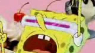 Spongebob sings  How Low can you go ( Ludacris )- spongebob musics