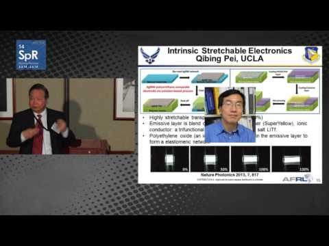 Dr. Charles Lee - Organic Materials Chemistry