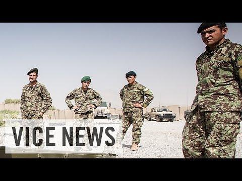Inside the Afghan National Army (Full Length)