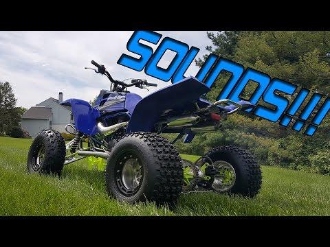 Banshee 350 SOUNDS | FMF