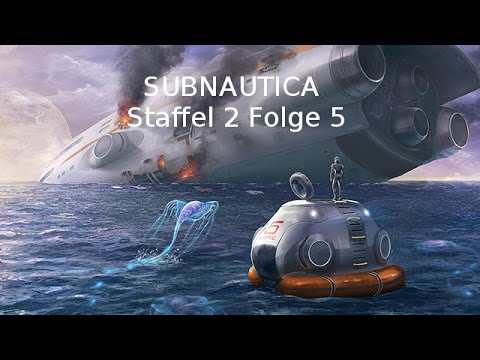 subnautica staffel 2 folge 5 wof r ist der str mungsgenerator gut youtube. Black Bedroom Furniture Sets. Home Design Ideas