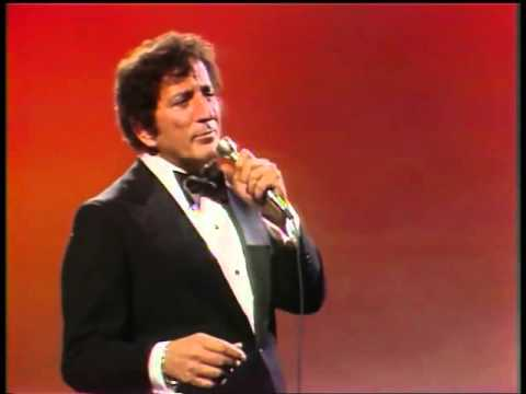 Bill Evans & Tony Bennett - Together Again (1977 Live Video)