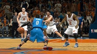 NBA 2k14 Top 10 Crossovers