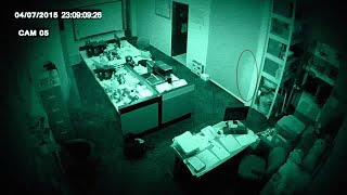 Ghost Shadow Caught on Cctv Camera in Office !! Horrible Ghostly Experience