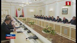 Александр Лукашенко: Стабильность энергетической системы – залог безопасности страны