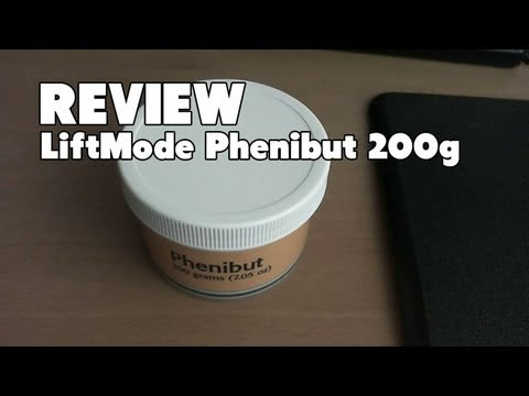 [Review] LiftMode Phenibut Review