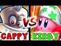CAPPY VS KIRBY Which One Is Better? - (kirby Versus Super Mario)