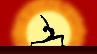 Yoga exercises for a healthier lifestyle - sun salutations (lesson 09)