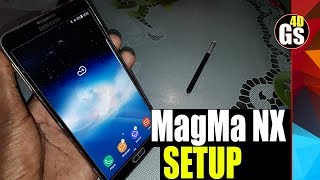 Install Galaxy Note 8 ROM on Note 3 SM-N900: MagMa NX