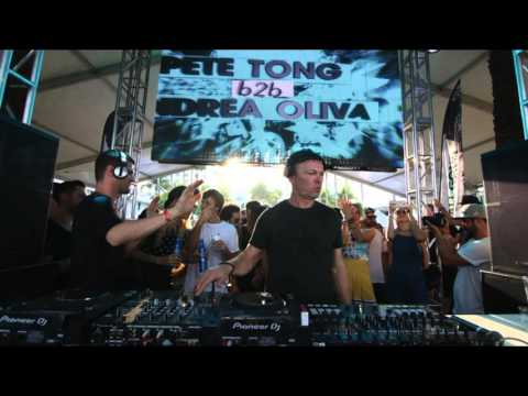 Pete Tong b2b Andrea Oliva - Live @ Pete Tong's Miami Pool Party 2016