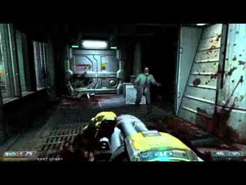 Paul's Gaming - Doom 3 BFG Edition part25 - Early BFG  