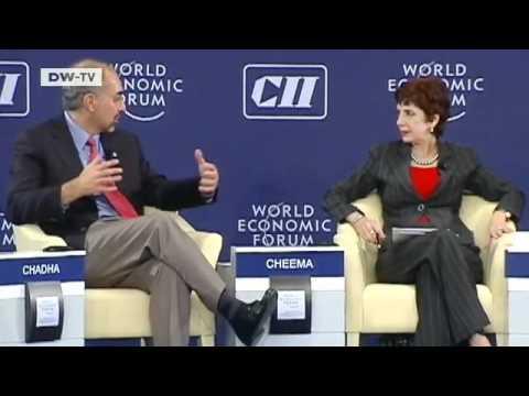World Economic Forum | The DW Debate from Delhi, India