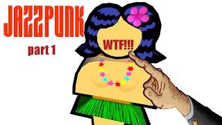 Jazzpunk: So Much WTF!