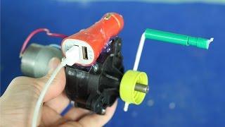 Как сделать ручной питание зарядного устройства