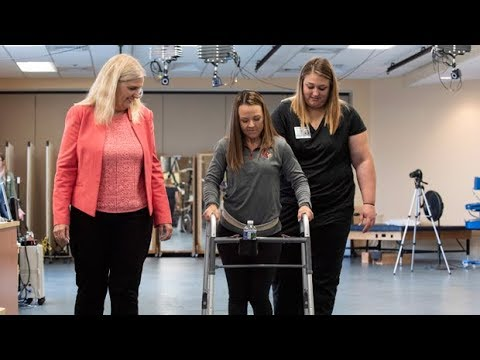 Kylie - GOOD VIBES: Implant helps paralyzed patients walk again
