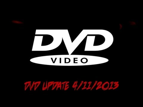 DVD UPDATE 4112013 Horror Movies and More!!!!!