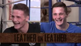 Leather on Leather - how well do twins Josh and Kalam know each other?
