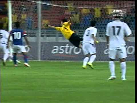 Pre World Cup 2014 - Malaysia vs Taiwan 2-1 Travel Video