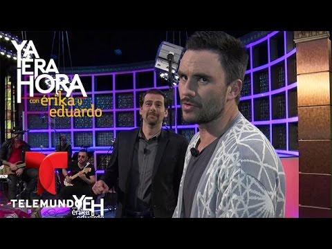 Juan Pablo Raba es más serio que Andrés Bello | Ya Era Hora | Entretenimiento