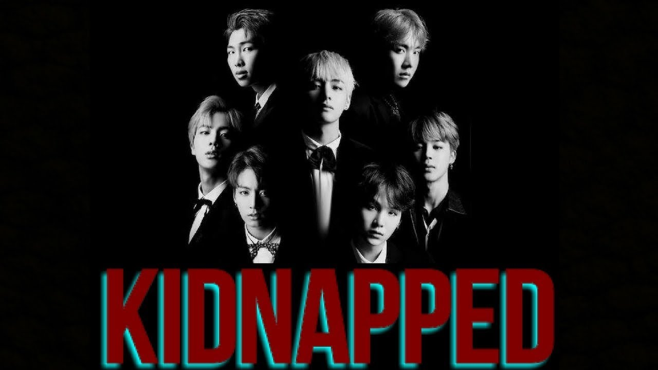 BTS Fanfic | Kidnapped | Written by mychimchim [Trailer]