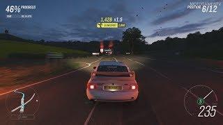Forza Horizon 4 Demo - Street Race Gameplay (Batham Gate)