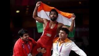 Asian Games 2018: Indian Star Wrestler Bajrang Punia Wins First Gold