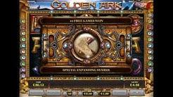 Golden Ark Slot - 10 Free Games!