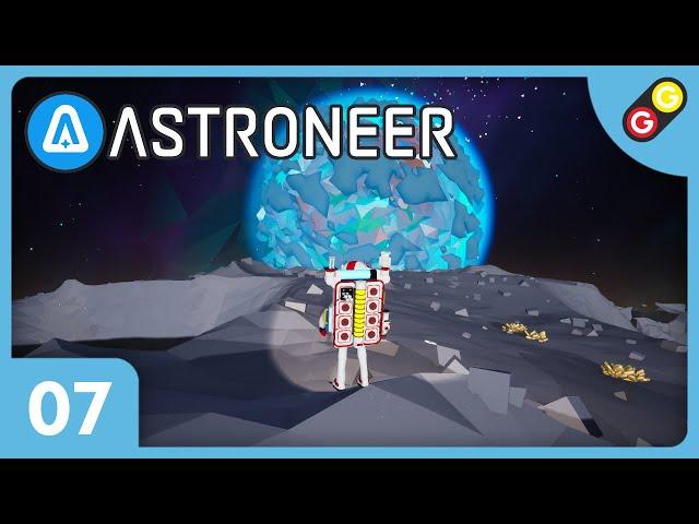ASTRONEER Saison 3 #07 De retour sur la Lune ! [FR]