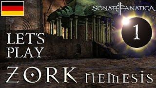 Let's Play Zork Nemesis [Teil 1 von 10] (deutsch)