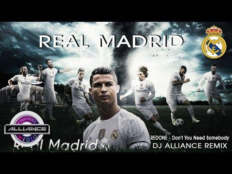 Cristiano Ronaldo, RedOne, Enrique Iglesias, JLo - Don't You Need Somebody (Alliance Remix)