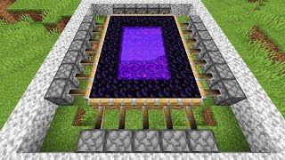 Minecraft Survival  Construyendo Un Portal Al Nether