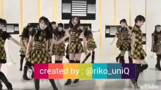 Riko JKT48-Karena Kusuka Dirimu w/ Lyric RikoBagus