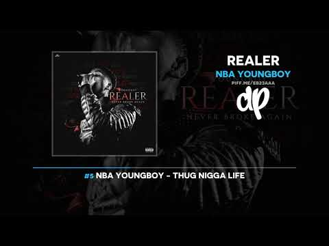 NBA YoungBoy – Realer (FULL MIXTAPE)