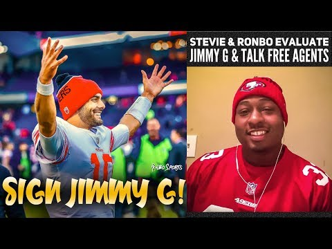 49ers Fans Want Jimmy Garoppolo To Be A 49er For A Long Long Time!