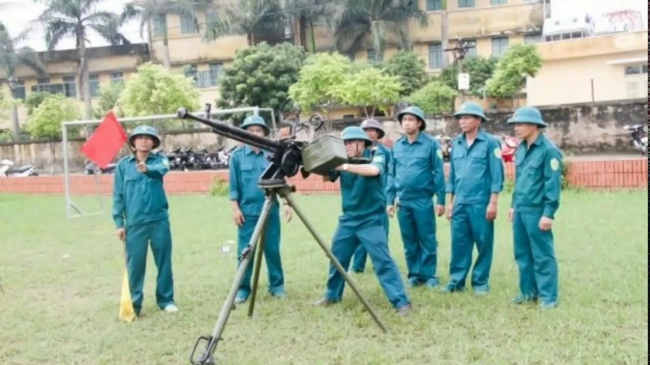 Bán trang phục Dân quân tự vệ - Quần áo dqtv chuẩn đẹp - Gọi: 078.636.2626