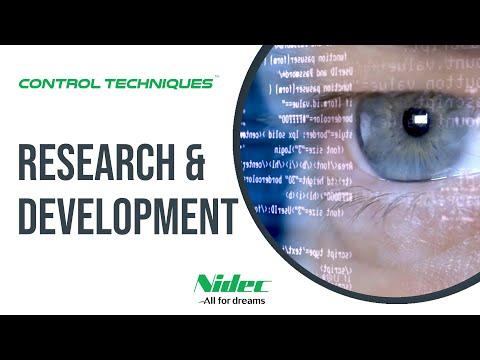 Control Techniques | Research & Development | Nidec