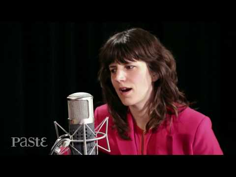 Eleanor Friedberger at Paste Studio NYC live from The Manhattan Center