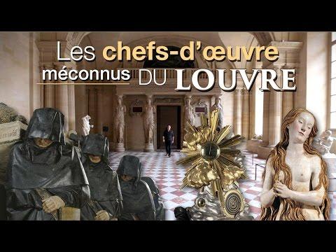 Les chefs-d'œuvre méconnus du Louvre (Axolot)